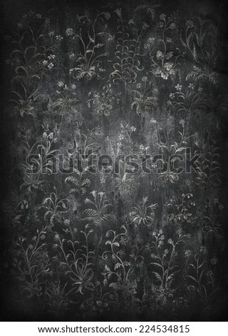 Tapestry background - stock photo