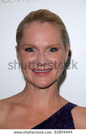 """Tara Buck at the 2nd Annual Patterns for Paws """"Pup-A-Razzi""""Benefiting the Amanda Foundation, Pacific Design Center, West Hollywood, CA. 08-24-11 - stock photo"""