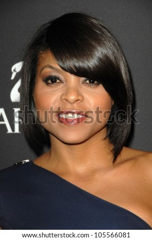 Taraji P. Henson at the 11th Annual Costume Designers Guild Awards. Four Seasons Beverly Wilshire Hotel, Beverly Hills, CA. 02-17-09