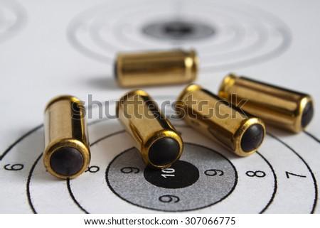 Target. - stock photo