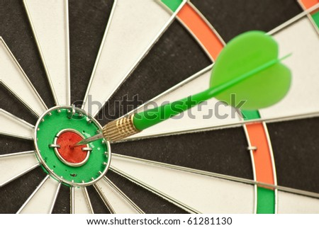 target board - stock photo