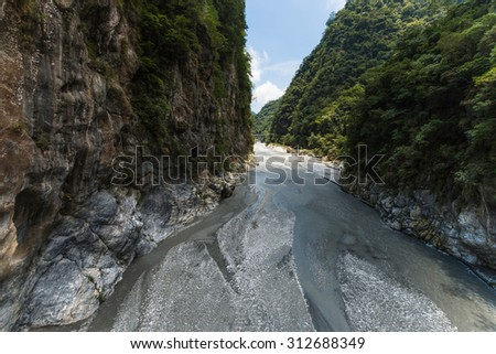 Taroko National Park,