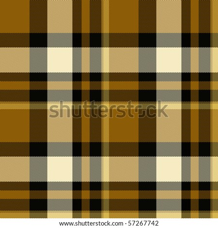tartan plaid seamless pattern - stock photo