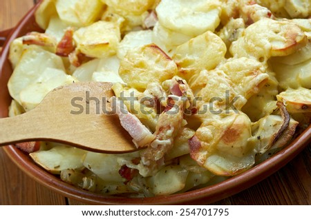Tartiflette Stock Photos, Royalty-Free Images & Vectors - Shutterstock