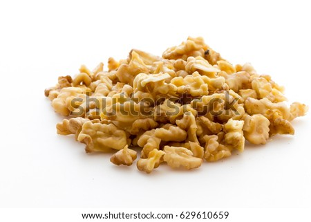 Tasty and healthy walnuts