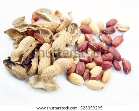 tasty and wholesome peanut