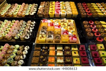 tasty assortment - stock photo