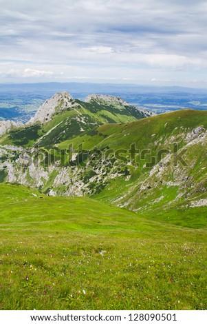 Tatra Mountains National Park - stock photo