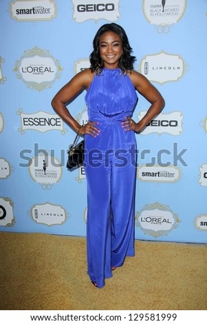 Tatyana Ali at the 6th Annual Essence Black Women in Hollywood Luncheon, Beverly Hills Hotel, Beverly Hills, C A 02-21-13