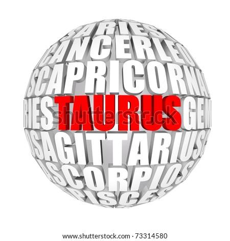 taurus - stock photo