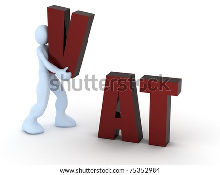 tax concept - stock photo