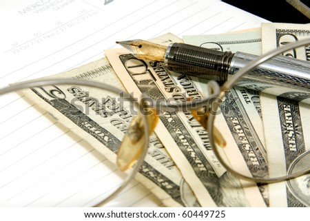 Taxes due next conceptual image - stock photo