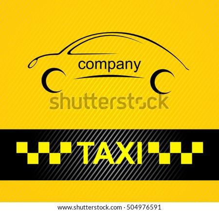 Taxi card taxi driver sticker on stock illustration 504976591 taxi card taxi driver sticker on the car of a taxi business card taxi driver colourmoves