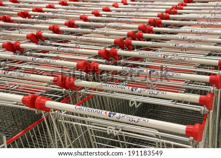 carrefour is one of the largest Carrefour one of the world s largest food retailers was the cheapest of three dubai supermarkets tested by the uae s ministry of economy but did not fair so well in abu dhabi.