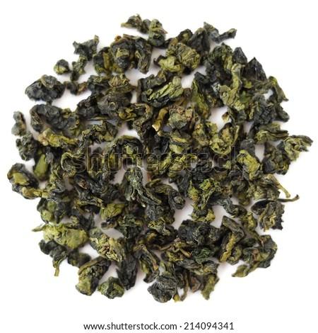 Te Guanin oolong tea - stock photo
