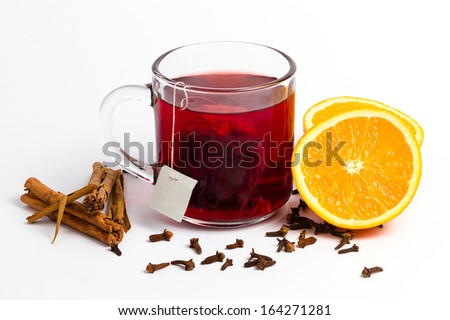 Tea for a cold winter