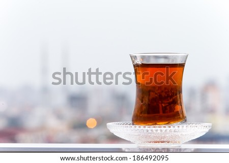 Tea time - stock photo