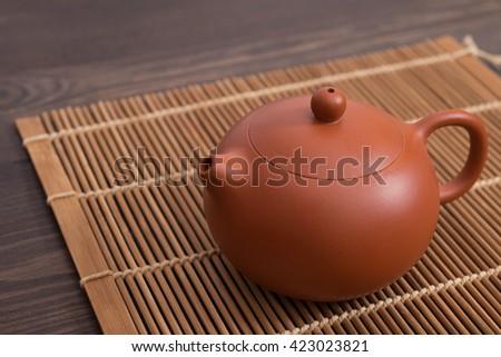 Tea Ware - stock photo