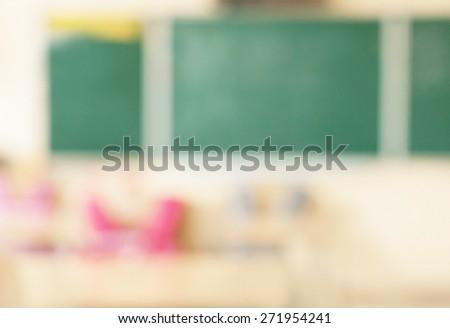 Teacher, classroom, instructor. - stock photo