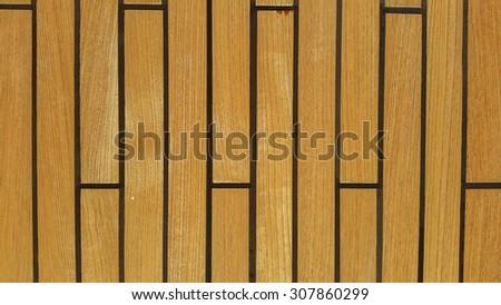 Boat Decks Teak Teak Deck Texture Stock