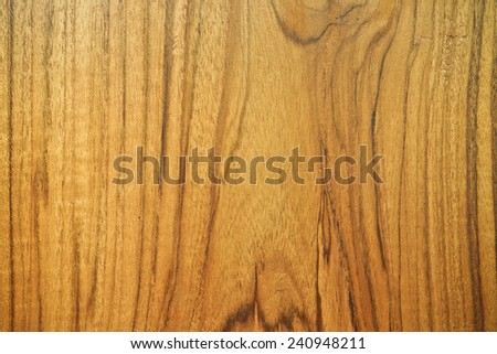 teak wood plank texture with unique natural patterns for decoration
