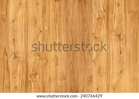 teak wood plank with unique natural patterns for decoration