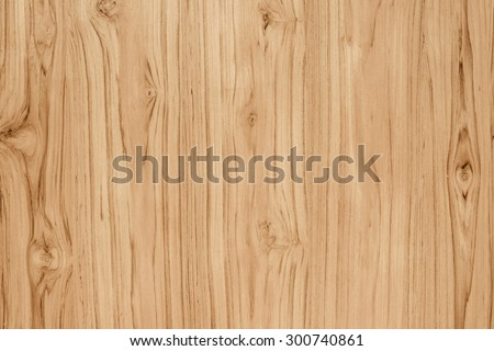 teak wood texture with natural wood pattern - stock photo