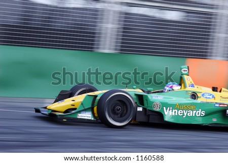 Team Australia indy 300 - stock photo