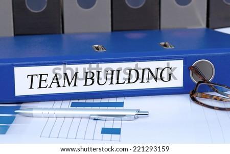 Team Building - stock photo