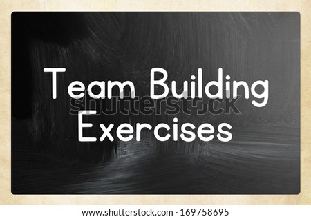 team building exercises