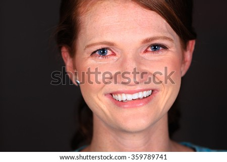 Tears of Happiness - stock photo