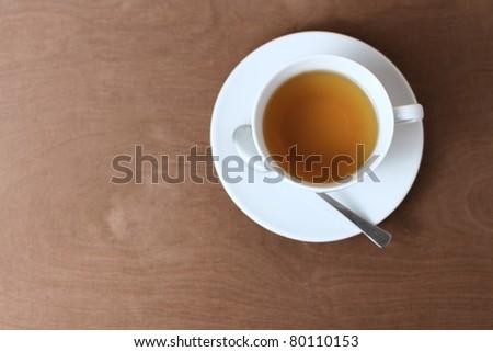 teatime - stock photo