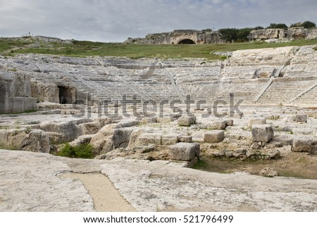 Teatro greco a Siracusa