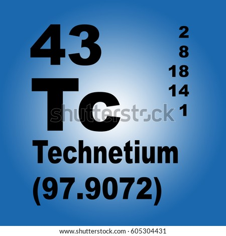 Technetium periodic table elements stock illustration 605304431 technetium periodic table of elements urtaz Images