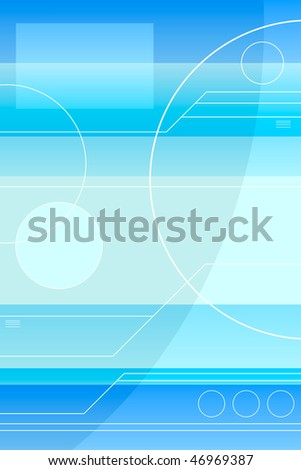 Techno background 2 Raster. Also available in Vector.
