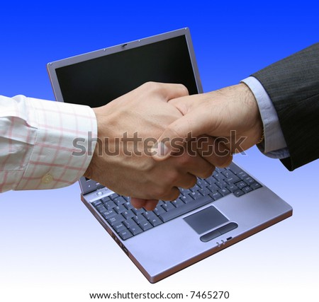 Technology deal in the main office