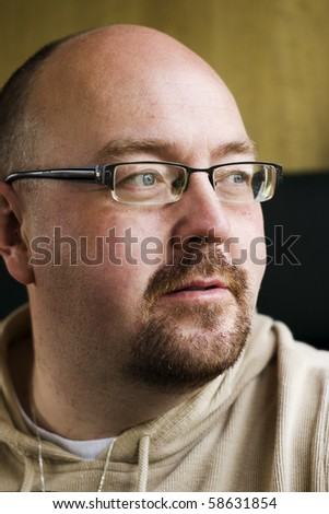 TED - stock photo