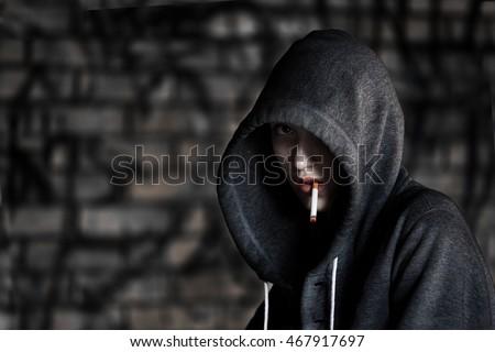 Black Hood Teens