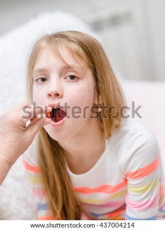 Makeup blue eyes porn