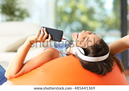 Streaming Music Stock Images Royalty Free Images