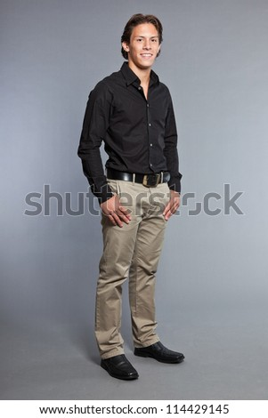 Khaki Pants Stock Images, Royalty-Free Images & Vectors | Shutterstock
