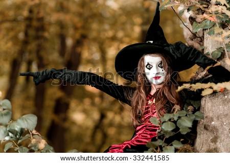 Magician Costume For Teen Girls