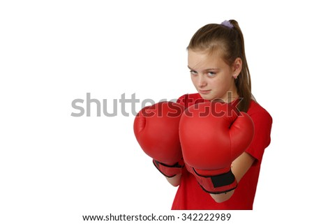 what boxer girl with flirt