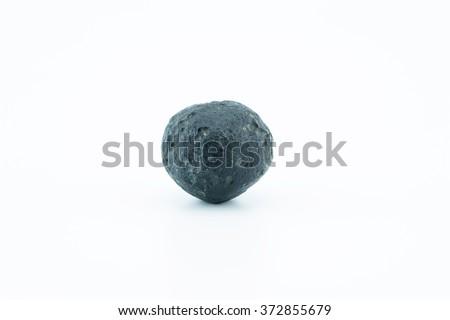 Tektite Meteorite. - stock photo