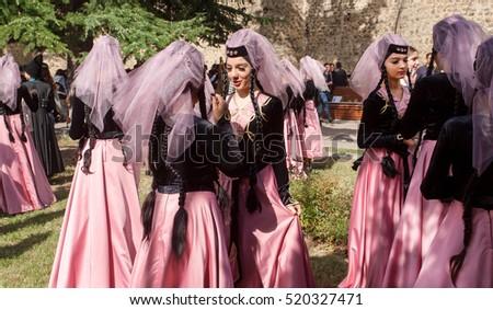 women Beautiful georgia