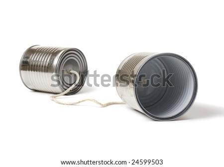 Telecommunication equipment - stock photo