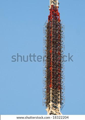 Telecoms - stock photo