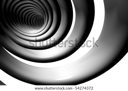 telephone cable - stock photo