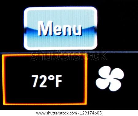 Temperature - stock photo