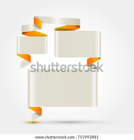 Template Stickers Labels Tags Business Artwork Stock Illustration ...